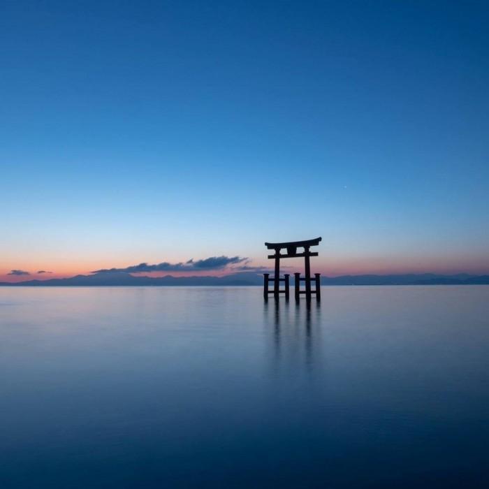 水を大切にして暮らしてきた高島の文化