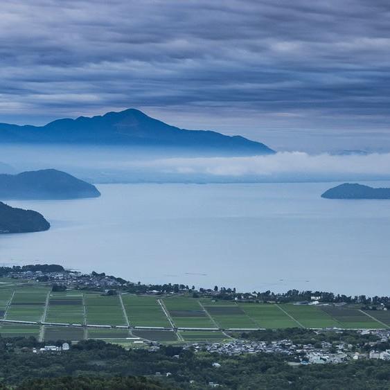 奥琵琶湖の自然との調和が美しい高島のまち